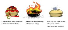 "Undertale | Types of Pies | Papyrus Sans Undyne | Spaghetti Pie | Burnt Pie | Pa-""PIE""-rus"