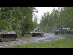 Finnish military exercise Wihuri15 || Sotaharjoitus  Pohjois-Karjala (Northern Carelia) Kontiolahti 4.6.2015 Finnish mi...