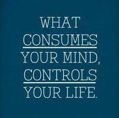 . #mind #life #control