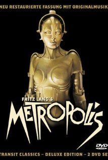 Metropolis by Fritz Lang was the first feature length science fiction film in history. It was produced at Studio Babelsberg, Germany. (Photo shows the statue of the film figure Maria at Filmpark Babelsberg) Metropolis Film, Metropolis Poster, Metropolis Fritz Lang, Good Movies On Netflix, Sci Fi Movies, Great Movies, Movie Tv, Fiction Movies, Movies Online