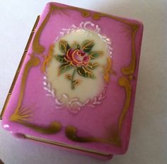 Limoges Box Book With Picture Frame Inside (05/25/2013)