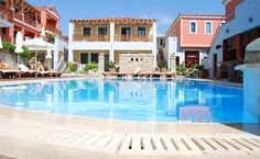 Sirena Residence & SPA | Hotel in Marathokampos Samos Island