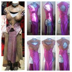 Daenerys Targaryen Qarth Dress Pattern PDF by sexyDEATHparty, $6.99