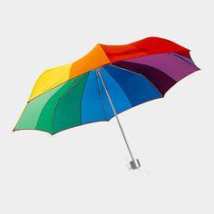 Color Spectrum Umbrella $28
