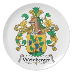 """weinberger Coat Of Arms"" ""weinberger Family Crest"" Gifts - T-Shirts, Art, Posters & Other Gift Ideas 