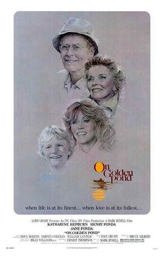On Golden Pond (1981) - Henry Fonda DVD
