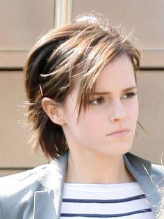 Emma Watson's hair diaries