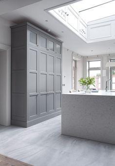Classic Grey Kitchen