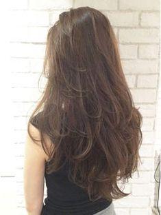 Trendy haircut straight hair long hairstyles 66 ideas 25 Awesome Straight Hairstyles For Women 2020 Haircuts Straight Hair, Long Face Hairstyles, Long Layered Haircuts, Trendy Haircuts, Long Hairstyles With Layers, Long Wavy Hair, Long Hair Cuts, Long Layer Hair, Straight Long Hair