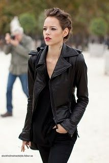 absolutely need a leather jacket like that