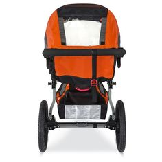 Amazon.com : BOB 2016 Revolution FLEX Jogging Stroller, Black : Baby