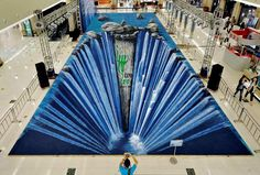 76 Unbelievable Street And Wall Art Illusions