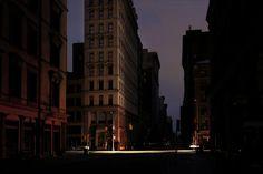 Christophe Jacrot. New York in black.