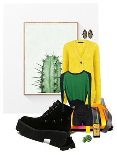 """""""spooky"""" by what-happens-at-9 ❤ liked on Polyvore featuring Pink Tartan, MEMO, River Island, Vanessa Bruno Athé and Anna e Alex"""