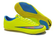 the latest 4ff22 8afe2 Nike mercurial indoor