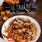 Ultimate Apple Snicker Nachos