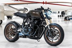 Suzuki GS1150 cafe racer by KickMoto