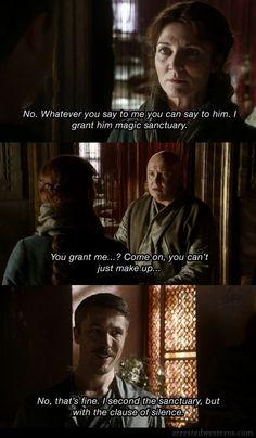 Arrested Westeros