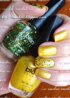 nail art Blant