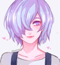 "bbadtime: ""i'm busy atm but i still wanted to draw a quick touka for her birthday "" Manga Anime, Haikyuu Manga, Anime Oc, Sad Anime, Kaneki, Female Character Concept, Tokyo Ghoul Wallpapers, Attack On Titan Anime, Joker And Harley Quinn"