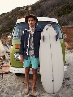 Men's Fashion | Menswear | Great Look for Summer Vacation at the Beach | Shop at designerclothingfans.com