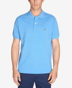 Lacoste Classic Pique Polo Shirt, L.12.12 - Blue 3XL