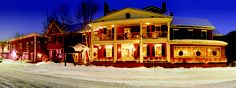 The beautiful Green Mountain Inn in Stowe, VT-- 2 days and we're there! Green Mountain Inn, Ski Hill, Stowe Vermont, Secluded Beach, Back Road, Places Of Interest, Great Shots, Luxury Apartments