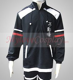 The Prince of Tennis Winter Jacket Casual Sports Coat Halloween Cosplay, Cosplay Costumes, The Prince Of Tennis, Japanese School Uniform, Mascot Costumes, Sport Casual, Sport Coat, Motorcycle Jacket, Winter Jackets