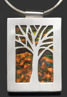 Dusky Loebel - Art IN Hand Gallery - Zionsville -Silver & glass