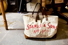 stanley & sons bag