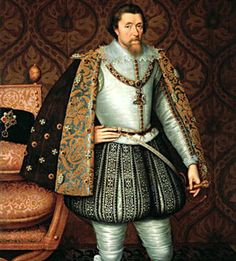James VI and I (19 June 1566 – 27 March 1625) was King of Scotland as James VI from 24 July 1567 and King of England and Ireland as James I from the union of the English and Scottish crowns on 24 March 1603 until his death.  Son of Mary Stuart, Queen of Scots