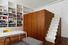 Idee di arredamento di un piccolo appartamento di 30mq