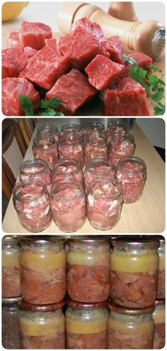 The simplest homemade stew. Meat is just that . Healthy Recipes For Weight Loss, Healthy Eating Recipes, Healthy Drinks, Cooking Recipes, Russian Recipes, Italian Dishes, No Cook Meals, Food To Make, Good Food