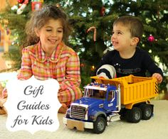 All kinds of gift ideas for kids (toys for toddlers, toys to inspire creative play, toys perfect for exploring shapes, art supplies for kids and more!)- BuggyandBuddy.com