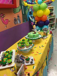 Cumpleaños #2 de Vincent en Atención Atención Playground. 2016 3rd Birthday, Birthday Parties, Baby Shower, Gabriel, Ideas Para, First Birthdays, Party Time, Leo, Party Ideas