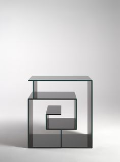The G table design for Reflex/Angelo, Anna-Grace Davidtson