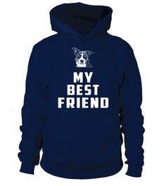 # Australian Kelpie - My Best Friend .  Australian Kelpie - My Best Friend