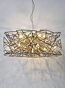 Terzani Etoile Modern Chandelier by Cristian Lava