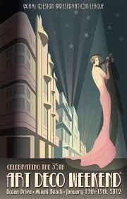 Resultado de imagem para art deco poster 1930