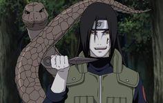 The Rogue Ninja Orochimaru - Naruto Shippuden 352 - Naruto Mate Naruto Shippuden, Boruto, Naruto Kakashi, Madara Uchiha, Naruto Art, Snake Gif, Naruto Episodes, Otaku, Popular Anime