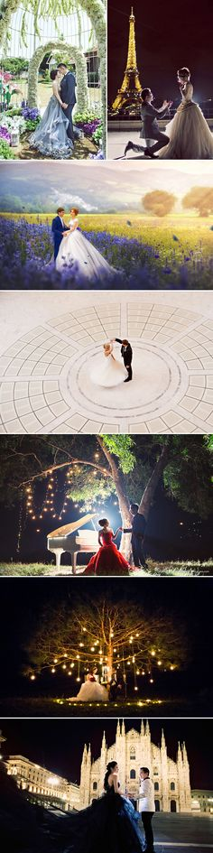 24 Wedding Photos That Look Like They Belong in Fairy Tales -The Princess and Her Prince