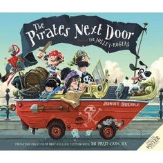 The Pirates Next Door #kidlit