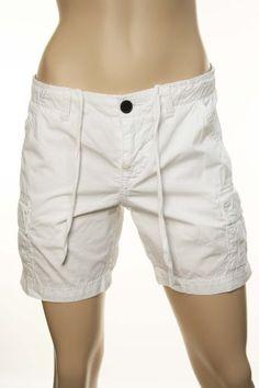 "1 in white, black, tan and army green. True Religion Women's ""Boyfriend Cargo Shorts"" « Clothing Impulse"