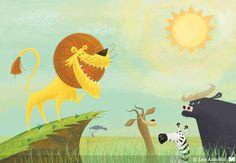 Animación | Ilustradores Argentinos | La Ilustración Argentina Destacada - Part 6