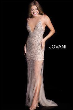 Jovani 58559 -Formal Approach Prom Dress