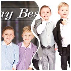 Children's wedding attire
