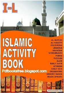 Islamic Activity Book In English | Free Pdf Books