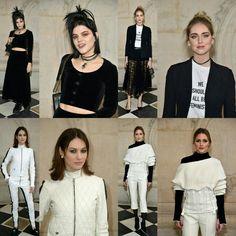 #Soko, #OlgaKurylenko, #ChiaraFerragni and #OliviaPalermo looked gorgeous as they arrived the #ChristianDior Haute Couture Spring-Summer 2017 Fashion Show as part of Fashion Week in Paris today! #PFW • • • • • #Soko, #OlgaKurylenko, #ChiaraFerragni e #OliviaPalermo estavam lindas conforme chegaram ao desfile de Alto-Costura Primavera-Verão 2017 da #Dior como parte da Semana da Moda em Paris hoje! #PFW