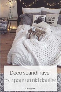 30 Warm and Cozy Bedroom Inspirations Discover Your Home's Decor Personality: Warm…cozy bedroom design, bedroom inspirations, cozy bed,…Cozy minimalistic bedroom in warm neutral hues Bedroom Inspirations, Cheap Home Decor, Bedroom Makeover, Bedroom Design, Room Inspiration, Cozy House, Bedroom Decor, Home Decor, Apartment Decor