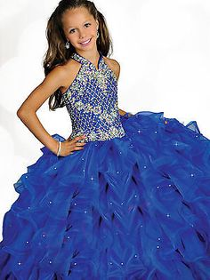 Gala Dresses for Girls